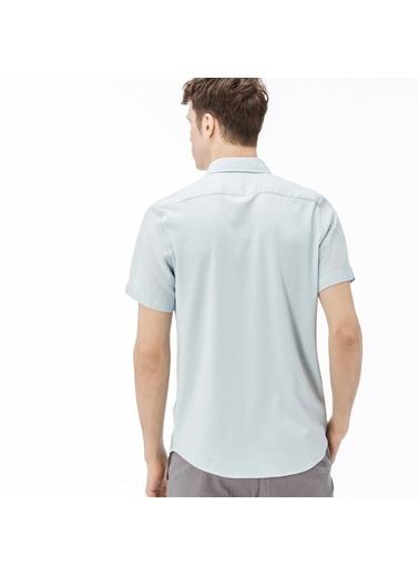 Lacoste Erkek Slim Fit Gömlek CH0826.26M Mavi